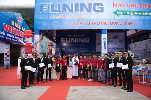 Sự kiện Vietbuild lần 3 tại Hà Nội: Chào đón một vị khách đặc biệt - 9