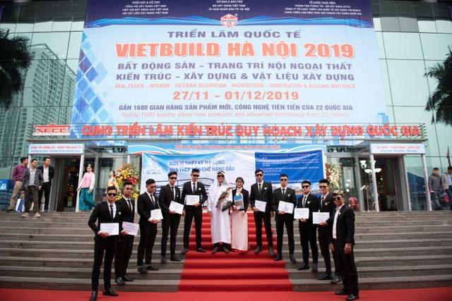 Sự kiện Vietbuild lần 3 tại Hà Nội: Chào đón một vị khách đặc biệt - 10