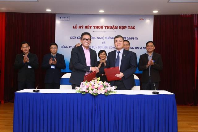 VNPT bắt tay VNG phát triển công nghệ đám mây tại thị trường Việt Nam - 1