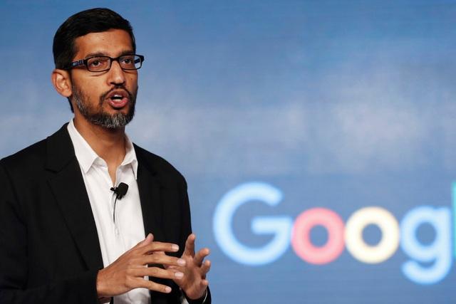 Cuộc chuyển giao quyền lực chưa từng thấy ở công ty mẹ Google - 2