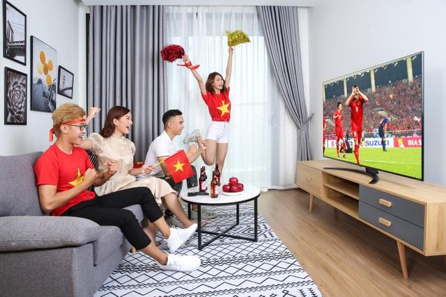 3 lý do chính đáng để mua TV màn hình lớn xem SEA Games 2019 - 1