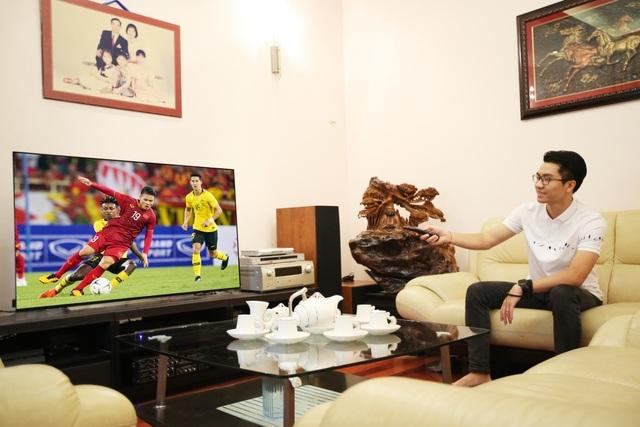3 lý do chính đáng để mua TV màn hình lớn xem SEA Games 2019 - 2