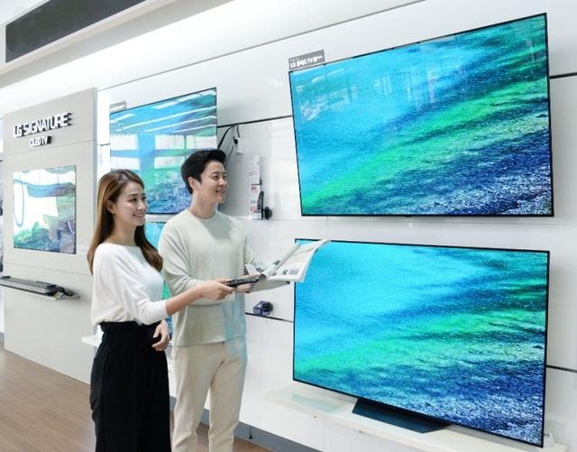3 lý do chính đáng để mua TV màn hình lớn xem SEA Games 2019 - 5