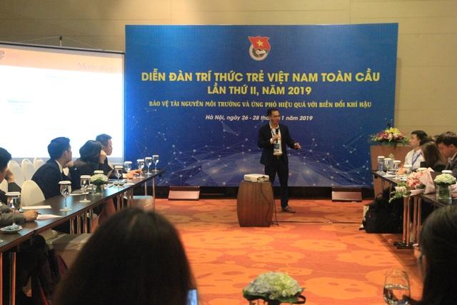 Trải nghiệm nền giáo dục ở 3 châu lục, 9x Việt muốn góp sức chống xâm nhập mặn - 3