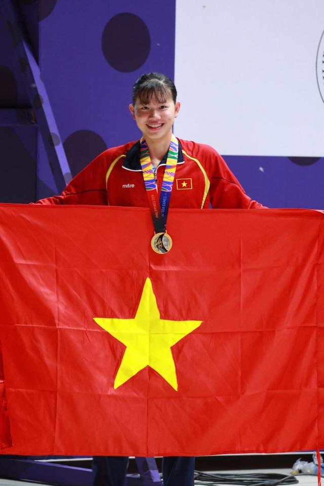 Nhật ký SEA Games 30 ngày 4/12: Ánh Viên, Đinh Phương Thành tỏa sáng - 11