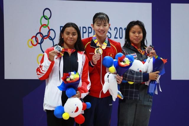 Nhật ký SEA Games 30 ngày 4/12: Ánh Viên, Đinh Phương Thành tỏa sáng - 10