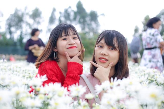 """Du khách hào hứng """"check – in"""" vườn cúc hoạ mi đầu tiên tại Đà Nẵng - 5"""