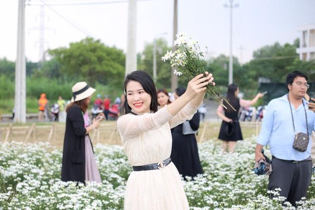 """Du khách hào hứng """"check – in"""" vườn cúc hoạ mi đầu tiên tại Đà Nẵng - 7"""