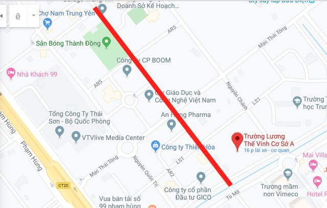 Hà Nội: Toàn cảnh tuyến đường dự kiến mang tên Anh hùng Núp - 12