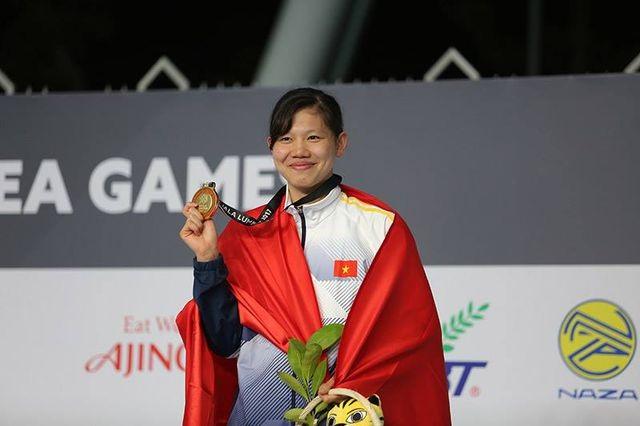 """Lịch thi đấu SEA Games 30 ngày 4/12: Chờ Ánh Viên """"mở hàng"""" HCV - 1"""