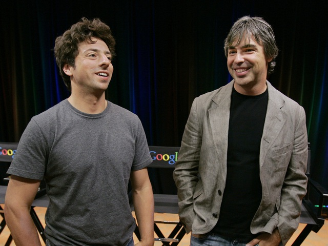 Cuộc chuyển giao quyền lực chưa từng thấy ở công ty mẹ Google - 1