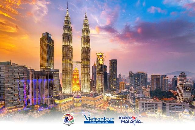 Vietrantour nâng cao trải nghiệm cho du khách Việt Nam khi đến Malaysia - 1