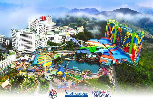 Vietrantour nâng cao trải nghiệm cho du khách Việt Nam khi đến Malaysia - 2