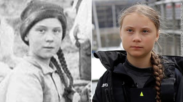 Nữ chiến binh sinh thái Greta Thunberg đã sống từ 121 năm trước? - 2