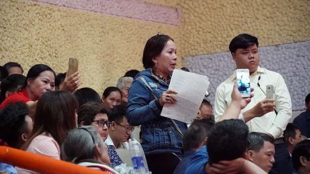 Ban Dân nguyện Quốc hội chấp thuận giám sát vấn đề Thủ Thiêm - 2