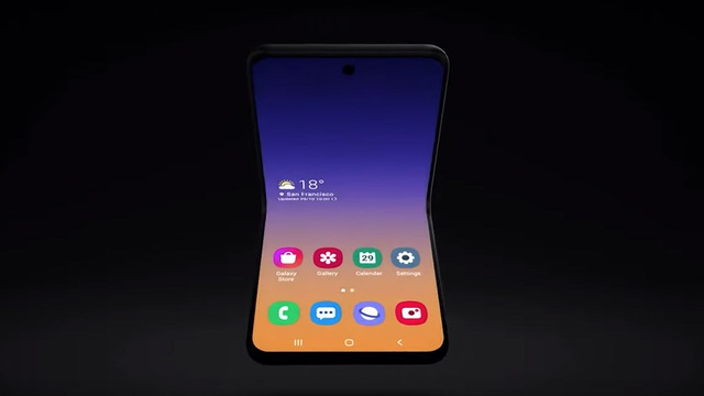 Galaxy Fold 2 dự kiến ra mắt ngay trong tháng 2/2020, giá chưa tới 1.000 USD? - 1