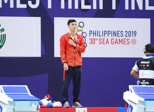 Nhật ký SEA Games 30 ngày 4/12: Ánh Viên, Đinh Phương Thành tỏa sáng - 19