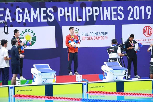 Nhật ký SEA Games 30 ngày 4/12: Ánh Viên, Đinh Phương Thành tỏa sáng - 18