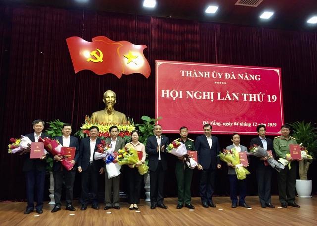 Ban Bí thư chỉ định 8 Thành uỷ viên mới của Đà Nẵng - 1