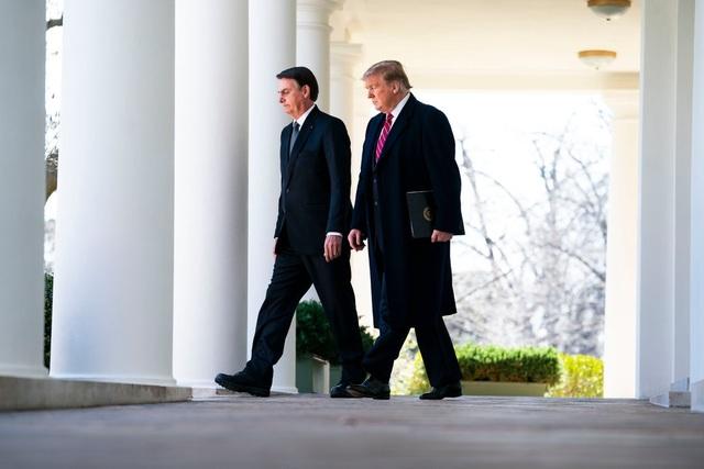"""Tình bạn """"sớm nở tối tàn"""" của Tổng thống Trump với các nhà lãnh đạo - 3"""