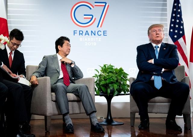 """Tình bạn """"sớm nở tối tàn"""" của Tổng thống Trump với các nhà lãnh đạo - 5"""