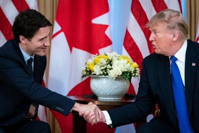 """Tình bạn """"sớm nở tối tàn"""" của Tổng thống Trump với các nhà lãnh đạo - 4"""