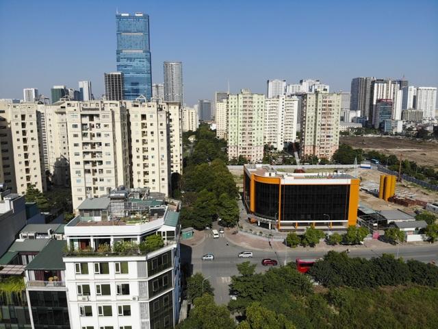 Hà Nội: Toàn cảnh tuyến đường dự kiến mang tên Anh hùng Núp - 11