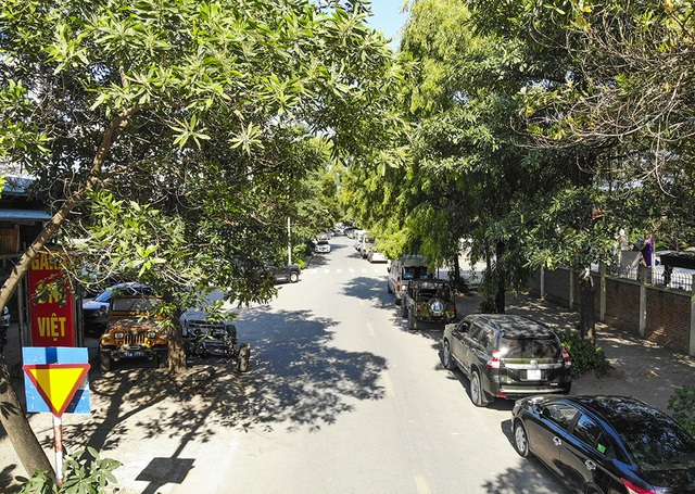 Hà Nội: Toàn cảnh tuyến đường dự kiến mang tên Anh hùng Núp - 9