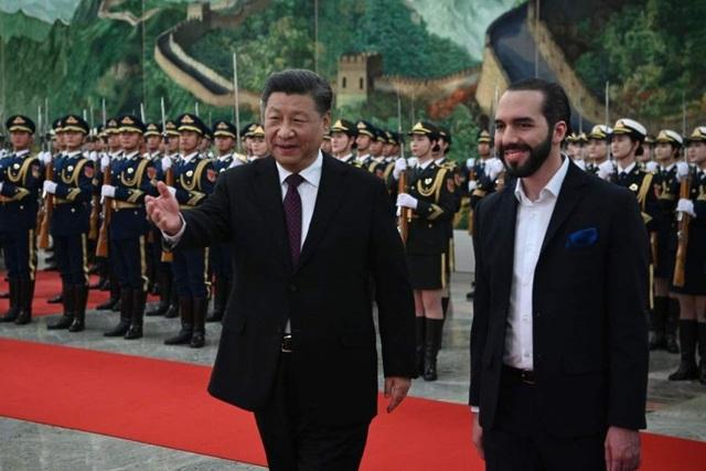 """Từ bỏ Đài Loan, quốc gia châu Mỹ được Trung Quốc tặng loạt dự án """"khủng"""" - 1"""