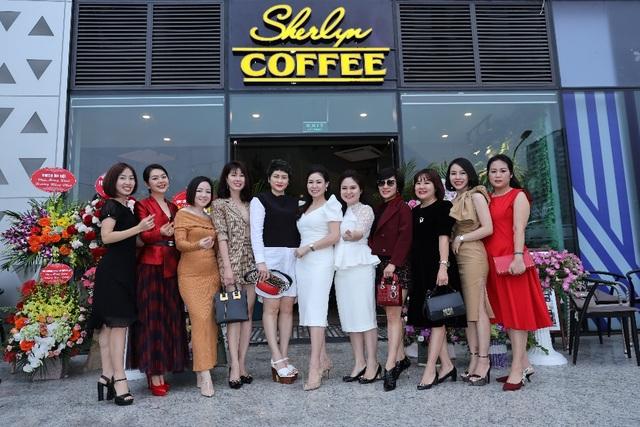 Khai trương Sherlyn Coffee chi nhánh thứ 2 - 2