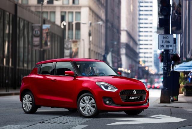 Suzuki ưu đãi lên đến 50 triệu mừng Giáng sinh - 2