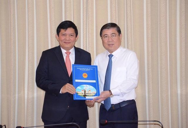 TPHCM: Tân Thuận IPC có tân Tổng Giám đốc - 1