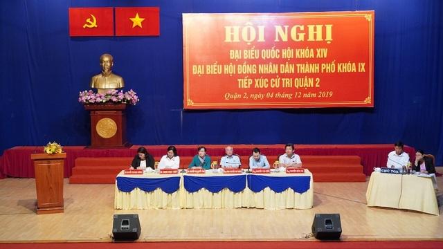 Ban Dân nguyện Quốc hội chấp thuận giám sát vấn đề Thủ Thiêm - 1