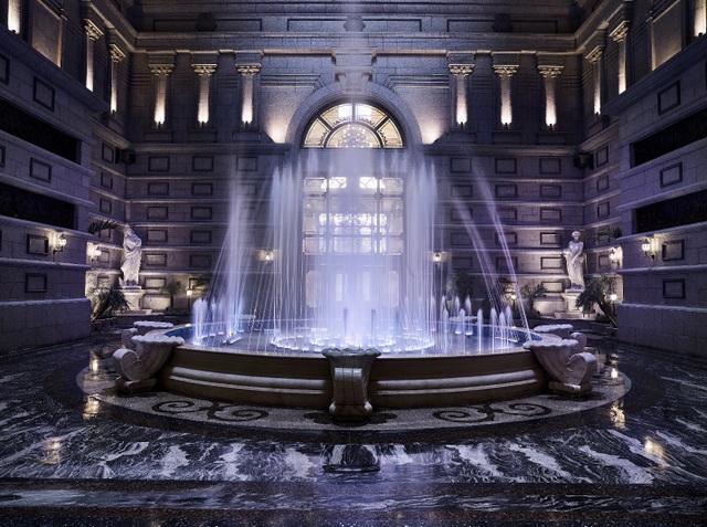 D'. Palais Louis: Chốn an cư mới của nhà giàu Việt Nam - 1