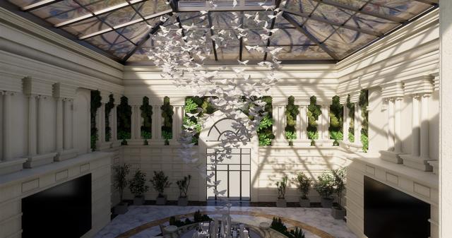 D'. Palais Louis: Chốn an cư mới của nhà giàu Việt Nam - 2