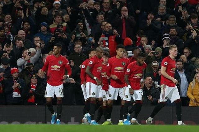 Man Utd 2-1 Tottenham: Cú đúp của Rashford - 7