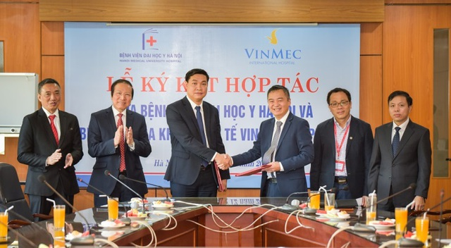 """Bệnh viện Vinmec Hải Phòng đem lại lợi ích """"kép"""" cho người bệnh - 1"""
