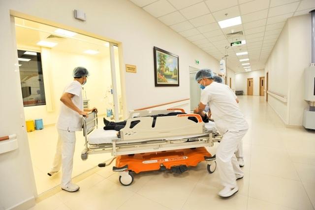 """Bệnh viện Vinmec Hải Phòng đem lại lợi ích """"kép"""" cho người bệnh - 2"""