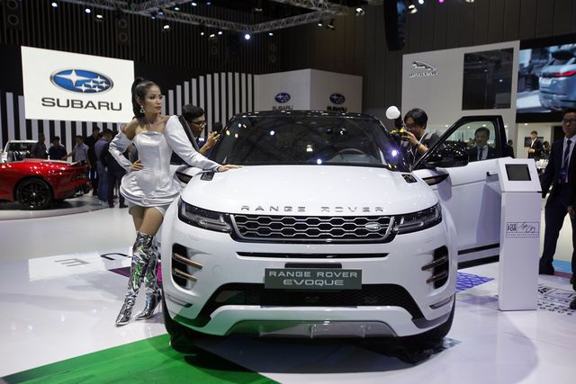 Bảng giá Land Rover tháng 12/2019 - 1