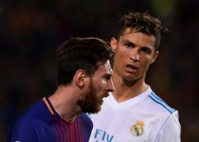 Thua Messi, C.Ronaldo vẫn được bạn gái xinh đẹp nịnh khéo - 3