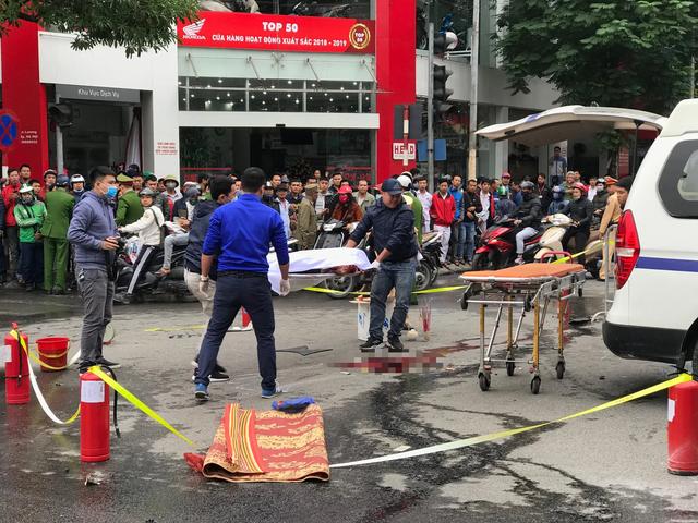 Hà Nội: Khởi tố vụ án nữ tài xế xe Mercedes gây tai nạn chết người - 2
