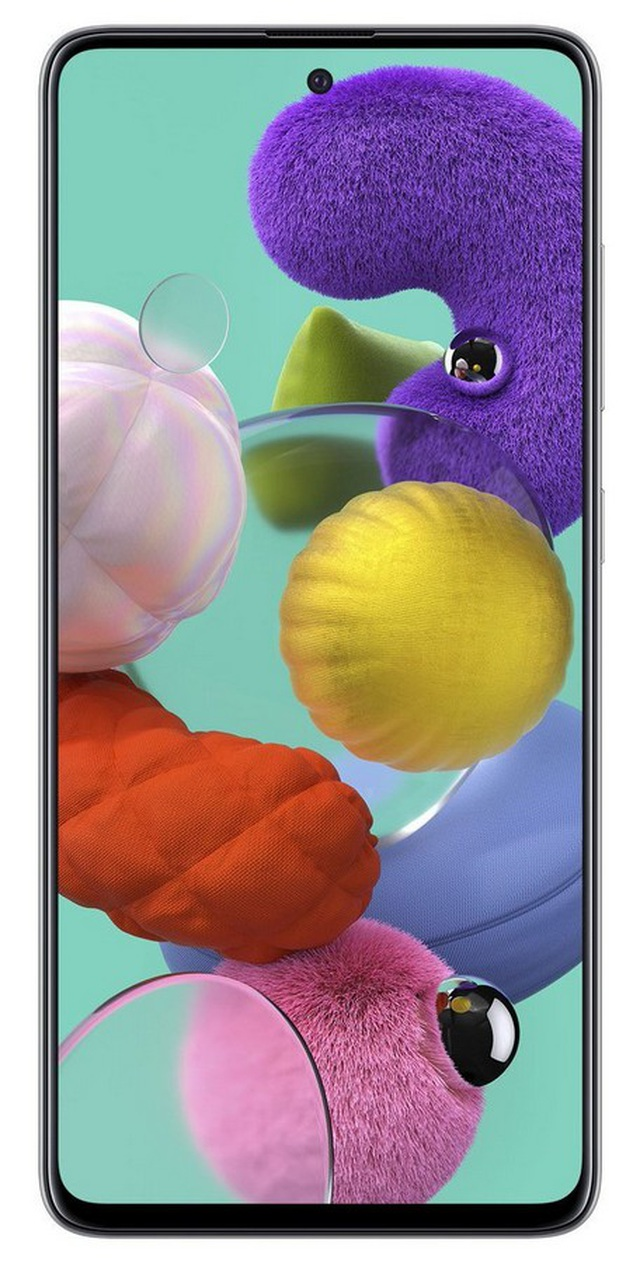 Rò rỉ hình ảnh Samsung Galaxy A51 với mặt trước giống Note 10 - 2