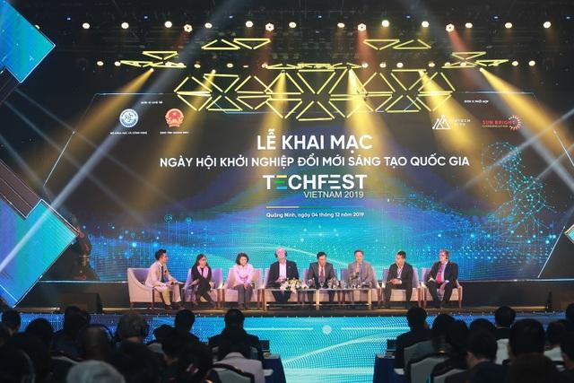 Khai mạc Techfest 2019 tại FLC Hạ Long: Đón chờ những kỳ lân công nghệ - 3