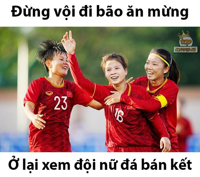 """Dân mạng chế ảnh hài hước sau khi đội tuyển U22 Việt Nam """"tiễn"""" Thái Lan về nước - 13"""