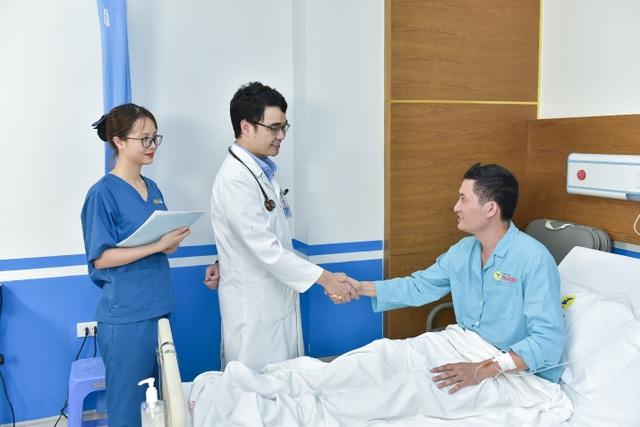 Cơ hội nhân đôi quyền lợi khi khám chữa bệnh tại bệnh viện hàng đầu ở Hà Nội - 2