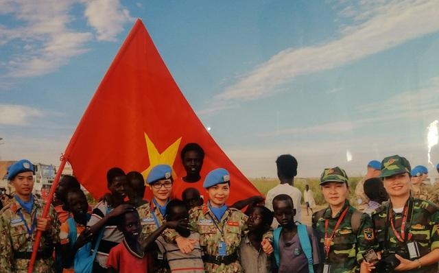 Quân y Việt Nam hoàn thành xuất sắc nhiệm vụ gìn giữ hòa bình - 1