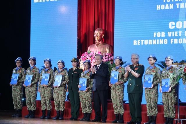 Quân y Việt Nam hoàn thành xuất sắc nhiệm vụ gìn giữ hòa bình - 4