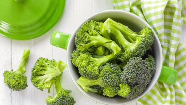 Những thực phẩm tốt cho bệnh nhân ung thư buồng trứng - 1