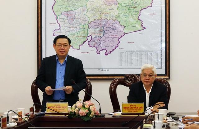 Bộ Chính trị làm việc tại Bình Phước và Đắk Nông