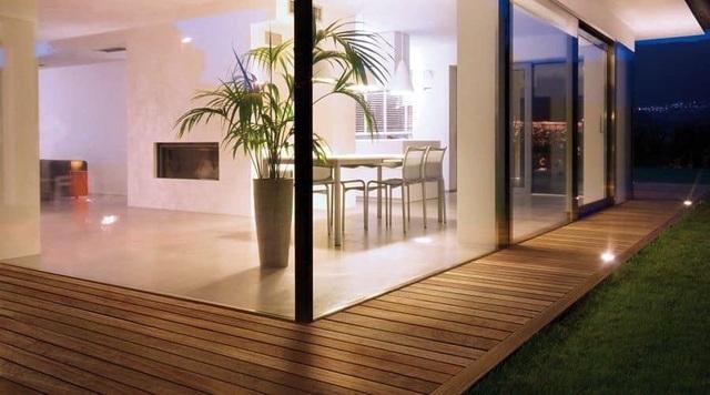 Sàn gỗ tự nhiên ngoài trời nên chọn loại nào tốt - 1